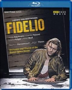 Ludwig van Beethoven. Fidelio di Jürgen Flimm - Blu-ray