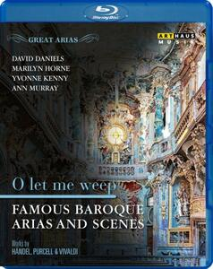 O Let Me Weep. Famous Baroque Arias And Scenes - Blu-ray