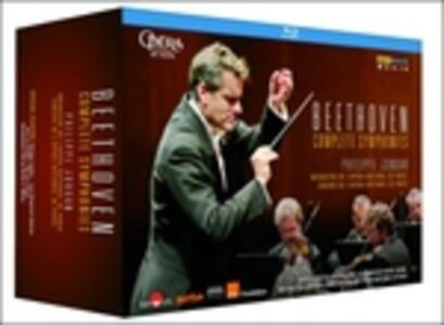Ludwig Van Beethoven. Sinfonie (3 Blu-ray) - Blu-ray