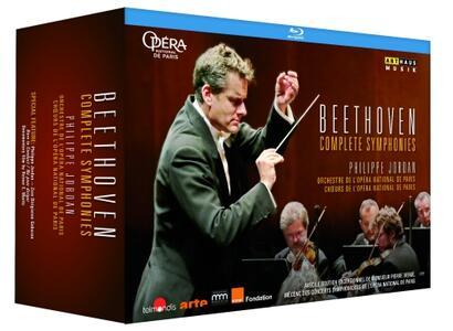 Ludwig Van Beethoven. Sinfonie (3 Blu-ray) - Blu-ray - 2