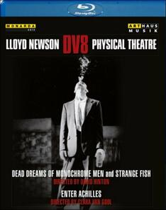 Lloyd Newson. Dv8 Physical Theatre - 3 Dance Works - Blu-ray
