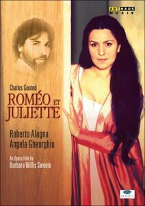 Charles Gounod. Romeo et Juliette di Barbara Willis Sweete - DVD