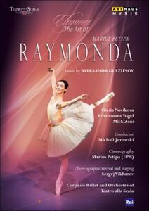 Alexander Kostantinovich Glazunov. Raymonda. Marius Petipa - DVD