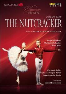 Pyotr Ilyich Tchaikovsky. The Nutcracker. Lo Schiaccianoci. Patrice Bart - DVD