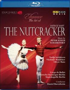 Pyotr Ilyich Tchaikovsky. The Nutcracker. Lo Schiaccianoci. Patrice Bart - Blu-ray