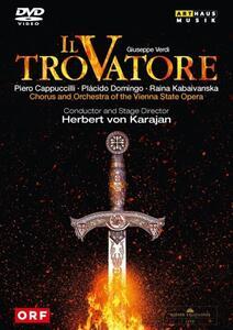 Il Trovatore (DVD) - DVD