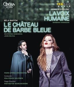 La voix humaine - Il castello di Barbablù (Blu-ray) - Blu-ray