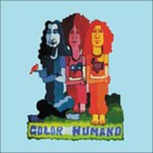 Color Humano 2 - Vinile LP di Color Humano