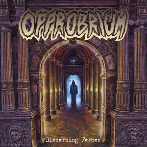 Opprobrium - Discerning Forces - Vinile LP di Opprobrium
