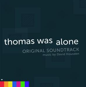 Thomas Was Alone (Colonna Sonora) - Vinile LP di David Housden
