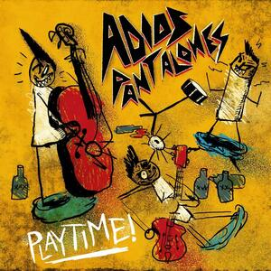 Playtime - Vinile LP + CD Audio di Adios Pantalones