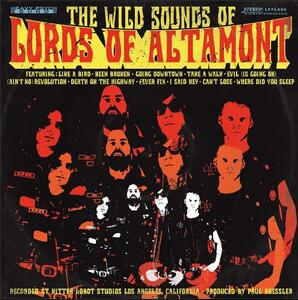 Wild Sounds of Lords of Altamont - Vinile LP di Lords of Altamont