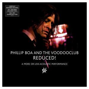 Reduced! (A More or Less Acoustic Performance) - Vinile LP di Phillip Boa,Voodooclub