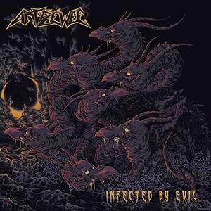Infected by Evil - Vinile LP di Antipeewee