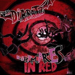 Nightmares in Red - Vinile LP di As Diabatz