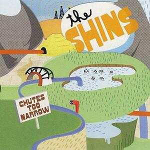 Chutes Too Narrow - Vinile LP di Shins