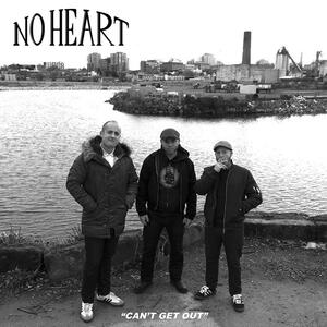 Can't Get Out - Vinile LP di No Heart