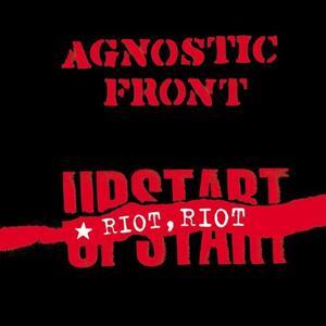 Riot, Riot, Upstart - Vinile LP di Agnostic Front