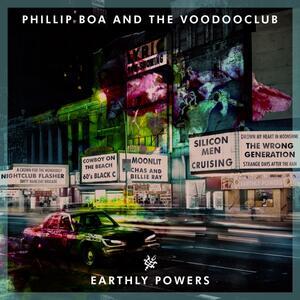 Earthly Powers - Vinile LP di Phillip Boa,Voodooclub