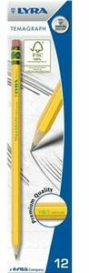 Lyra Termagraph con G HB matita - 2