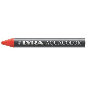 Cartoleria Pastelli a cera acquerellabile Lyra Acquacolor. Scatola in metallo 12 colori assortiti Lyra 2