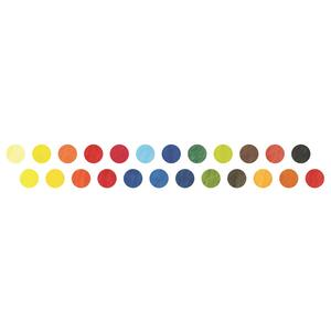 Pennarelli Lyra Aqua Brush Duo. Astuccio 24 colori assortiti - 4