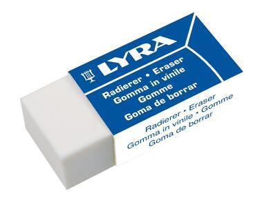 Lyra gomme in confezione 30 pezzi gomma mini in vinile - 2