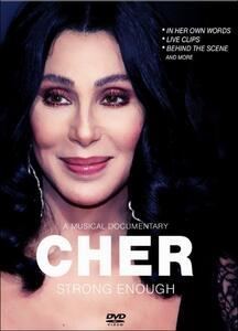 Cher. Strong Enough - DVD
