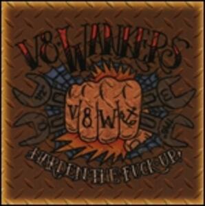 Harden the Fuck up - Vinile LP di V8 Wankers