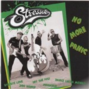 No More Panic - Vinile LP di Stressor
