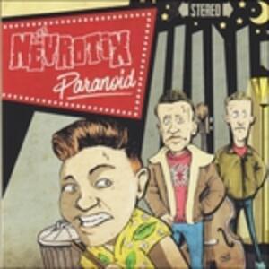 Paranoid - Vinile LP di Nevrotix