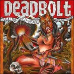 Live In Berlin-A-T Wild.. - Vinile LP di Deadbolt