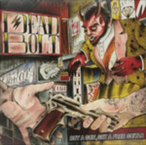Buy a Gun, Get - Vinile LP di Deadbolt