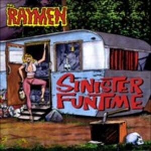 Sinister Funtime - Vinile LP di Raymen