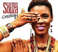 CD Creology Carmen Souza