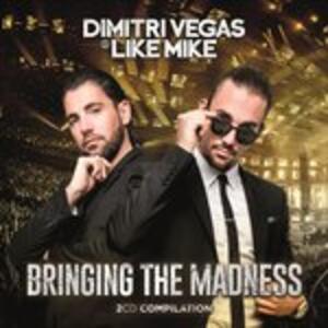 Bringing the Madness - Vinile LP di Dimitri Vegas,Like Mike