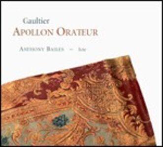 CD Apollo oratore Denis Gaultier , Ennemond Gaultier