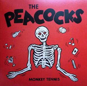 Monkey Tennis ep - Vinile LP di Peacocks