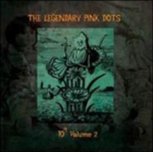 10 to the Power of 9 vol.2 - Vinile LP di Legendary Pink Dots
