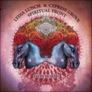 Twin Horses - Vinile LP di Lydia Lunch,Cypress Grove