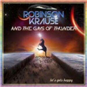 Let's Gets Happy - Vinile LP di Robinson Krause