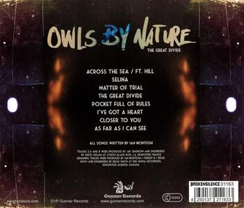 Great Divides - Vinile LP di Owls by Nature - 2