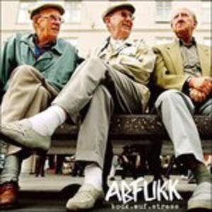 Bock Auf Stress - Vinile LP di Abfukk