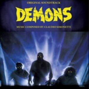 Demons (Colonna Sonora) - Vinile LP di Claudio Simonetti