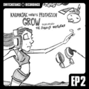 Grow Ep 2 - Vinile LP di Kabanjak,Protassov