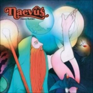 Heavy Burden - Vinile LP di Naevus