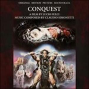 Conquest (Colonna Sonora) - Vinile LP di Claudio Simonetti