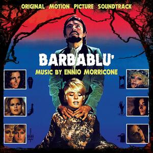 Barbablù (Colonna Sonora) - Vinile LP di Ennio Morricone
