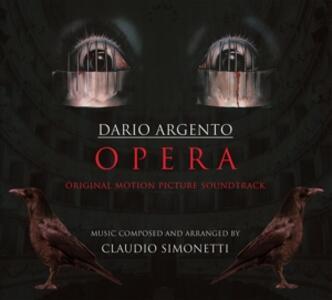 Ost-Opera - Vinile LP di Claudio Simonetti