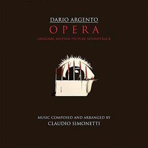 Opera (Colonna Sonora) - Vinile LP + CD Audio di Claudio Simonetti